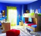 Δώστε χρώμα στο παιδικό δωμάτιο