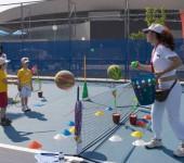 Ο μαγικός κόσμος του μίνι τένις