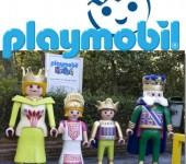 Παιχνίδι στο Playmobil Fun Park