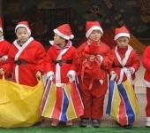 Χριστούγεννα στην Κίνα
