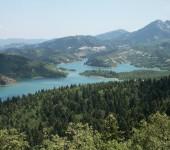 Αθλοπαιδιές στη Λίμνη Πλαστήρα
