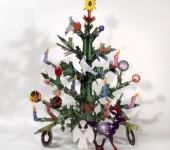Χρισουγεννιάτικο Δεντράκι από Τρίκυκλο