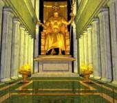 Το χρυσό άγαλμα του Δία