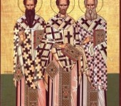 τρεισ ιεραρχες