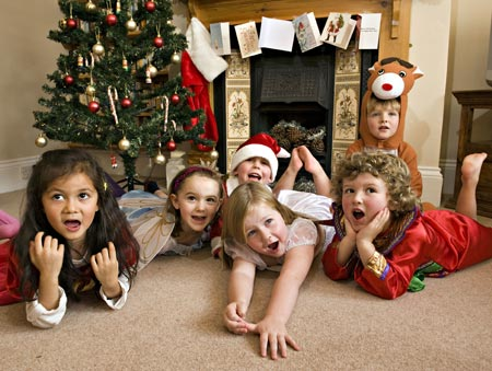 παιδιά χριστούγεννα
