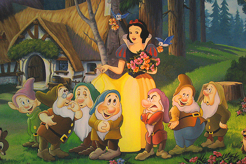 Snow White and The Seven Dwarfs_romadhon_byar
