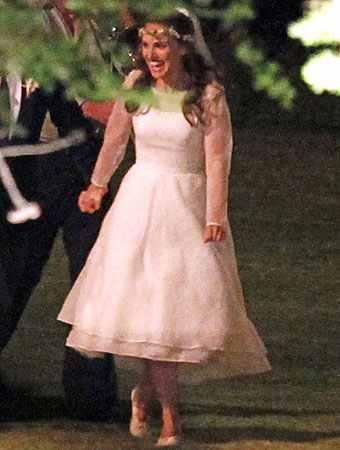 Ο γάμος της natalie portman και του benjamin millepied