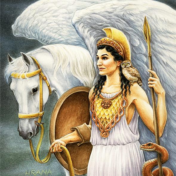 greek-mythology-athena