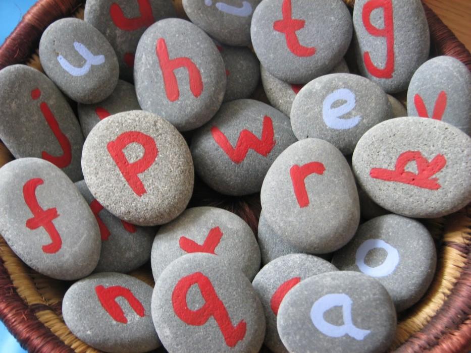 pebble alphabet 002