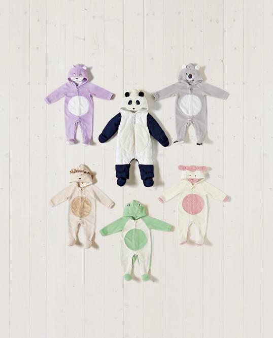 New Born_Prenatal Zoo collection