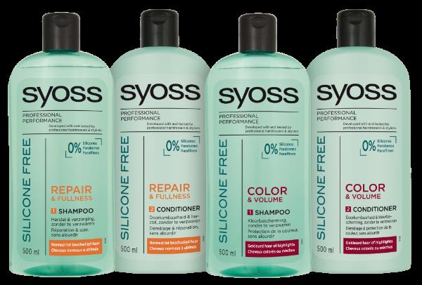SYOSS Silicone free groep_1
