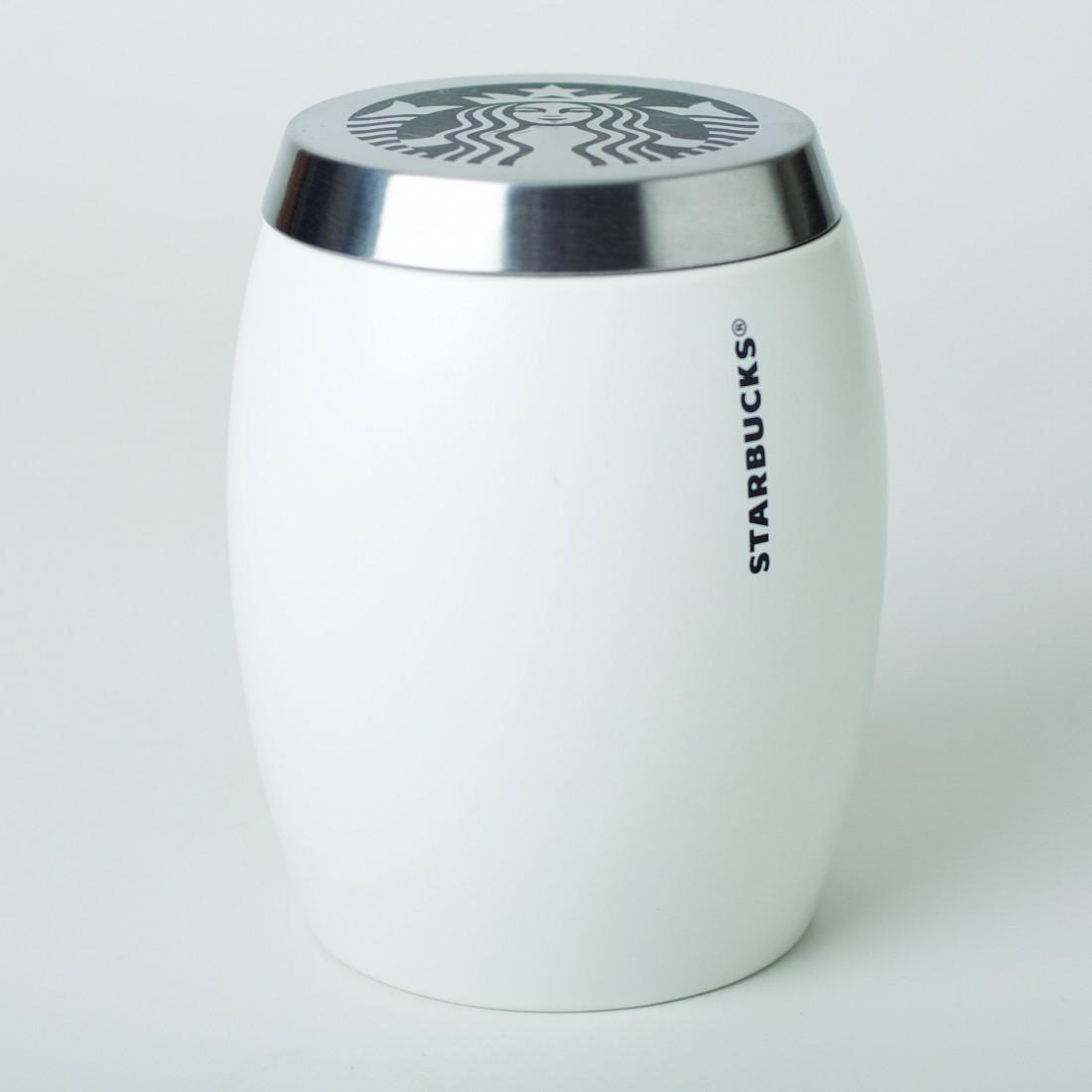 Starbucks White Branded  Δοχείο 250g