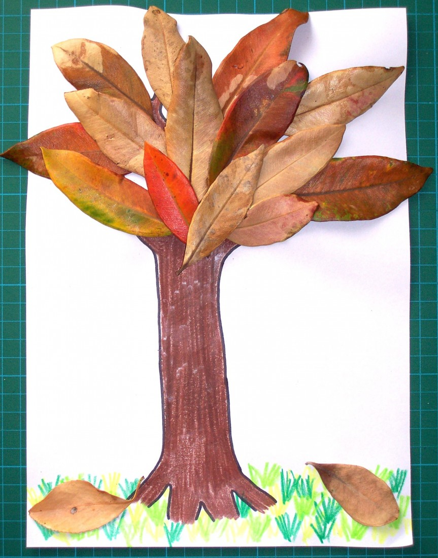 autumn-fall-leaves-tree-trunk-craft-free-preschool12