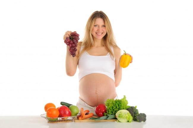 pregnant diet