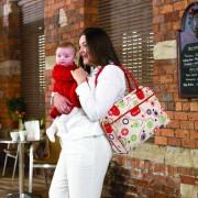 τσάντα αλλαξιέρα για τη μαμά