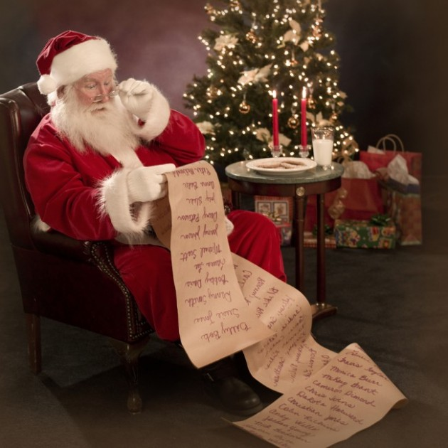 λίστα δώρων
