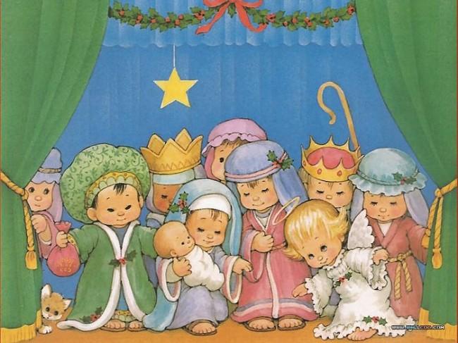 Η ιστορία της γέννησης του Χριστού