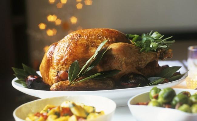 Χριστουγεννιάτικη γαλοπούλα με τη κλασική συνταγή