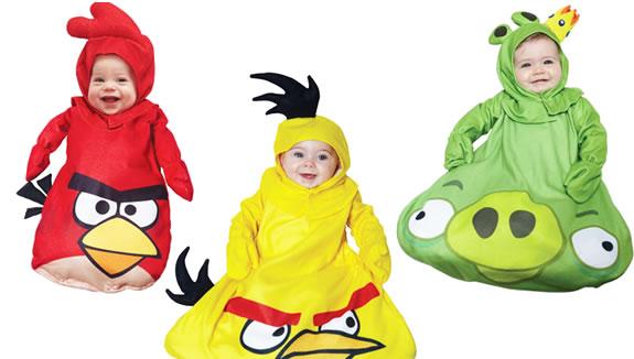 αποκριάτικες στολές για μωρά