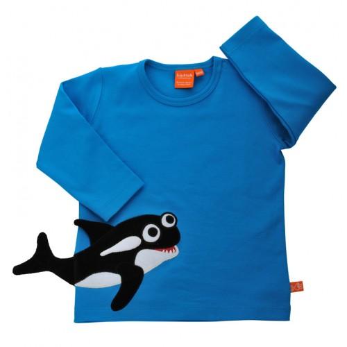 Μπορείτε να συνδυάσετε το παντελόνι με την πρωτότυπη Lipfish μπλούζα  φαλαινίτσα. Προκείται για μια πανέμορφη μπλούζα από 100% βαμβάκι με  βελούδινο ... 6d0a372bee7
