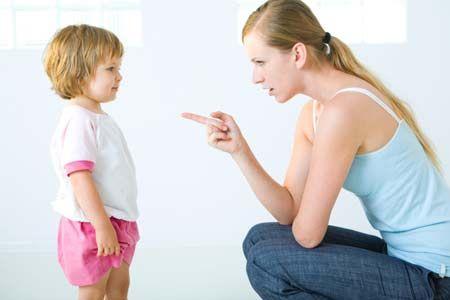 Jika anak ber bohong