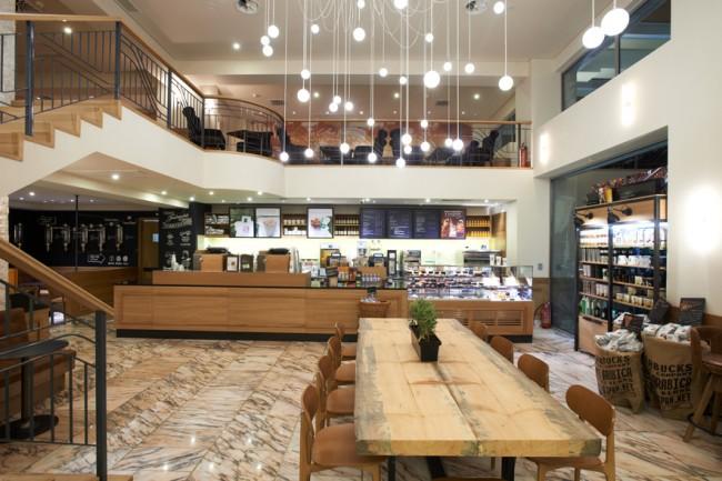 Starbucks Korai Photo I