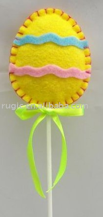 art_craft_non_woven_felt_Easter_eggs