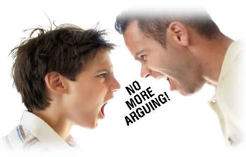 dealing with disrespectful teens