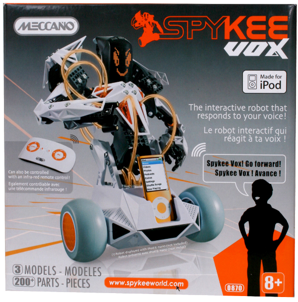 Spykee Vox LG