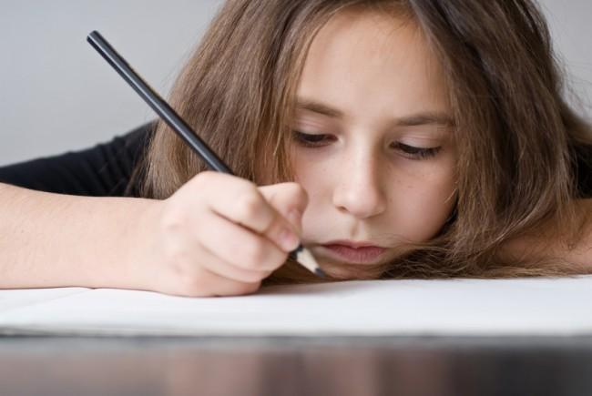 schoolgirl_homework