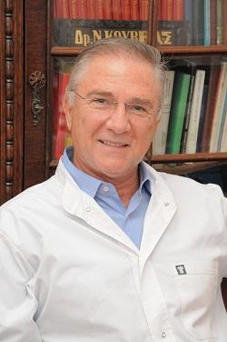 Ο επικουρος καθηγητής κ Νικόλαος Κουβελάς