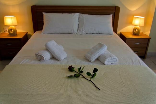 υπνοδωμάτιο ξενοδοχείου