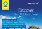 DISCOVER THE BLUE ISLAND GAME