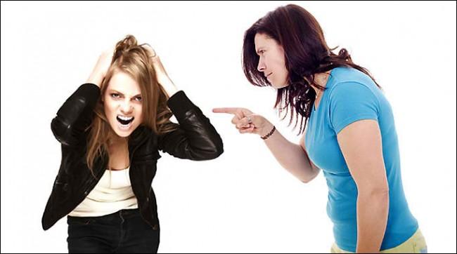 MOMs-Arguing