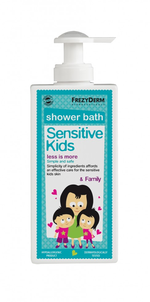 Sensitive Kid's_SHOWER BATH