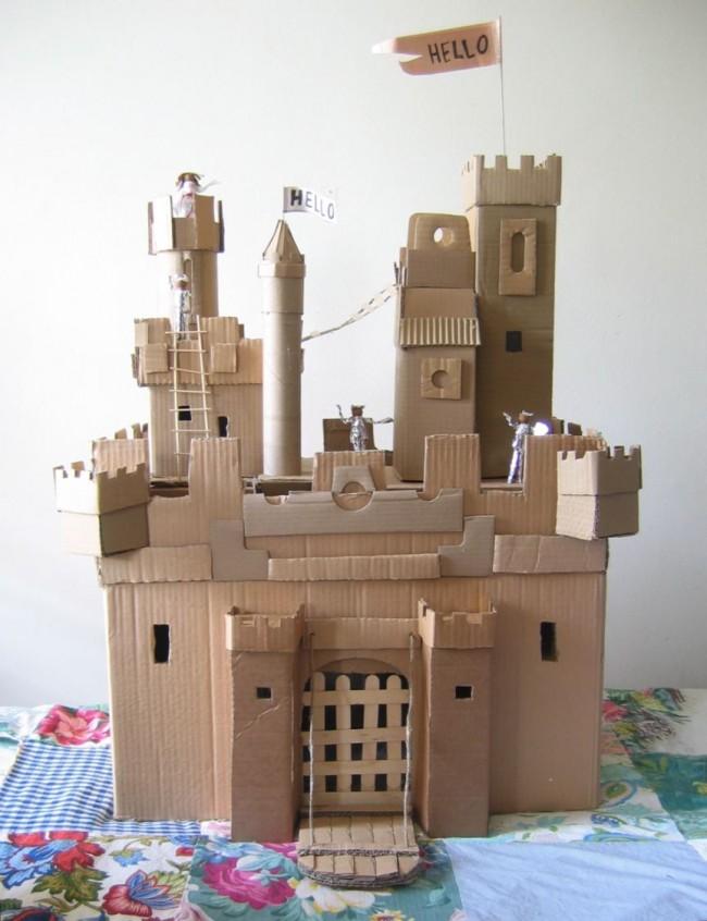 cardboardcastle