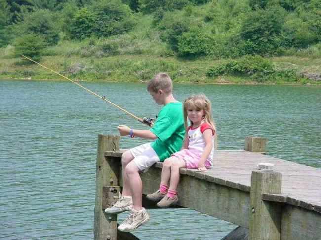 kidsfishing