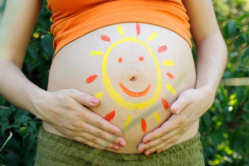 summer-pregnancy
