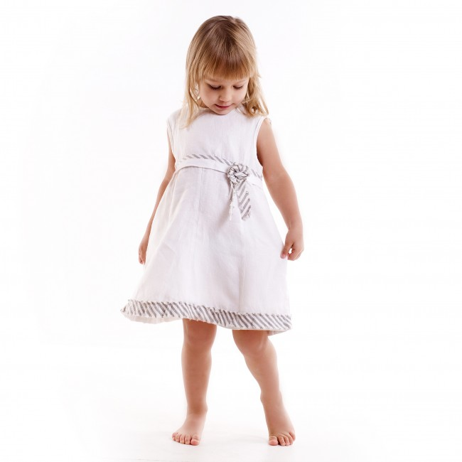 Girls-Linen-Summer-Dress