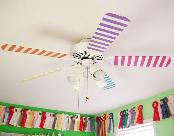 Striped-Ceiling-Fan-Blades