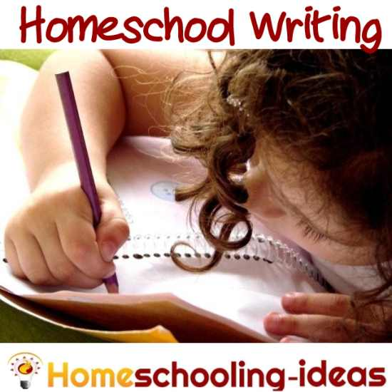 homeschool-writing