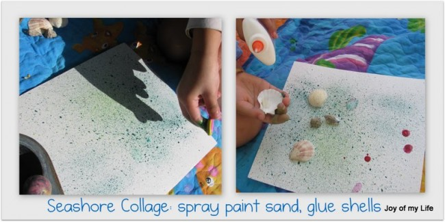 kids-crafts-seashore-collage