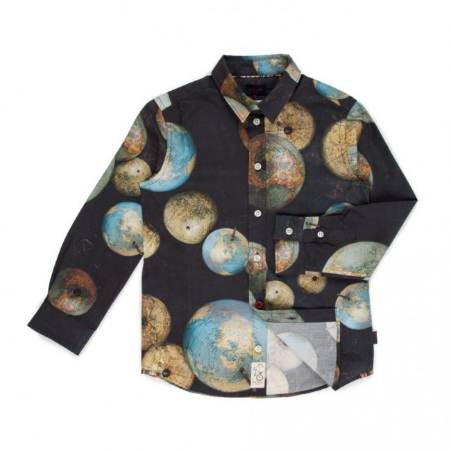 πουκάμισο Υδρόγειος