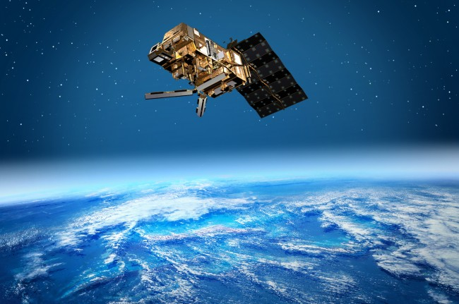 Astrium-Metop-B-Weather-satellite