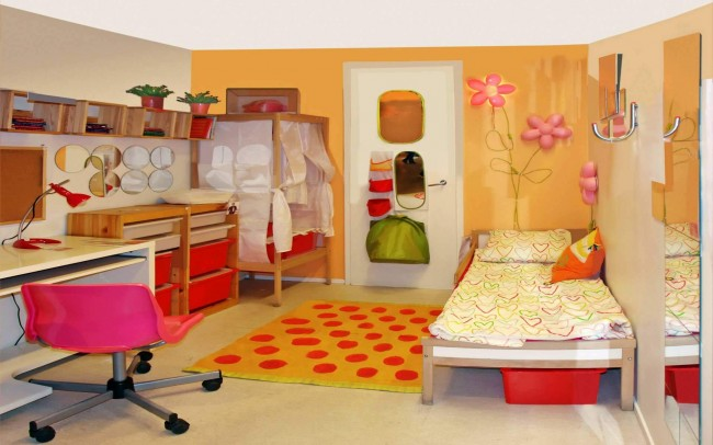 Infokids - Gorgeous home interior decoration with various ikea white flooring ideas ...