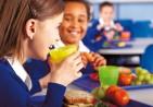 eat at school