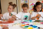 kids-in-summer-art-class