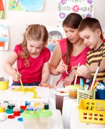 Children-Arts-crafts