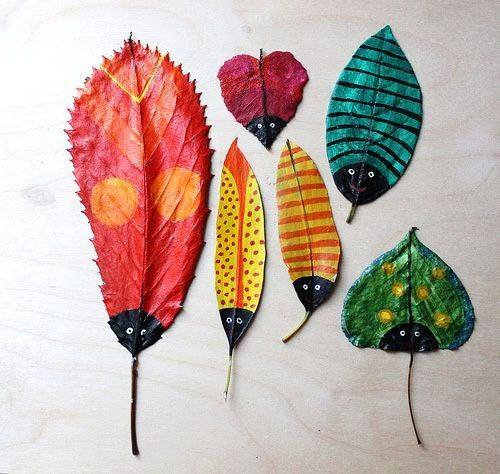 DIY Bricolage Enfants Automne
