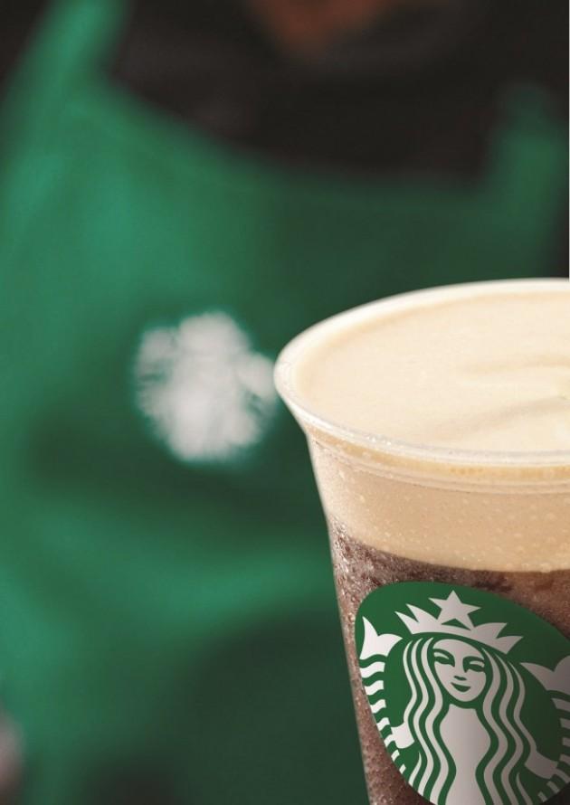 Starbucks Freddo Espresso
